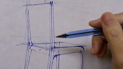 設計師必學手繪基礎2-結構畫法