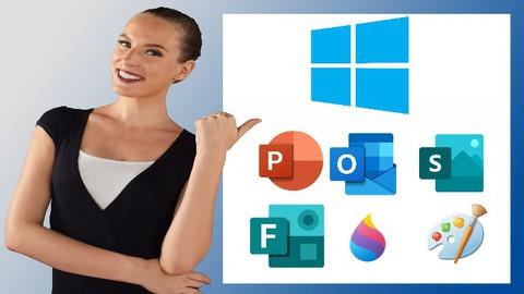 Das große Microsoft-Paket - 7 Programme in einem Kurs!