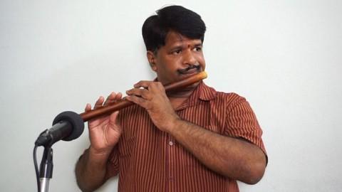 Learn Carnatic Flute | Intermediate Level | Varnams Volume 9