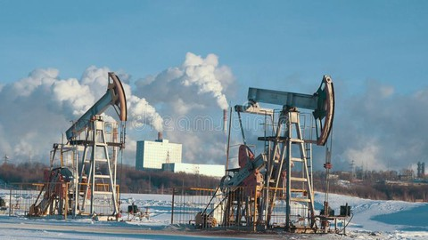 Crude oil and natural gas trading