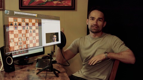 Advanced Chess Lessons With Grandmaster Mesgen Amanov Part 2