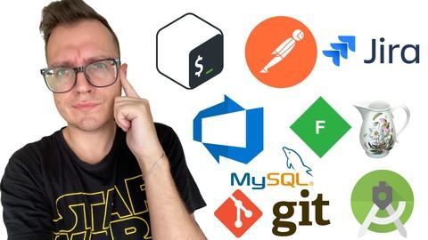 Тестировщик с нуля. Web, Mobile, Postman, SQL, Git, Bash