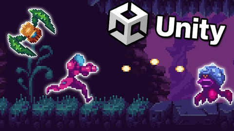 Learn to Create a Metroidvania Game using Unity & C#