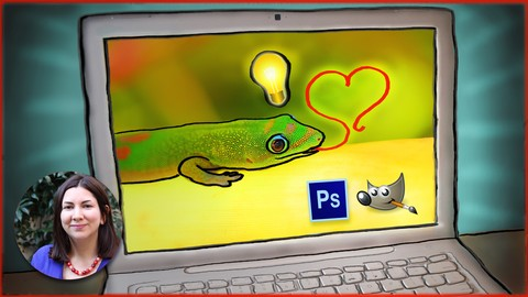 Photoshop | GIMP: Quick & Easy Image Hacks for Beginners