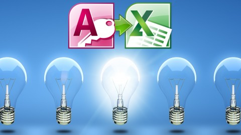 Microsoft Access 365: Link Data to Excel with Macros and VBA