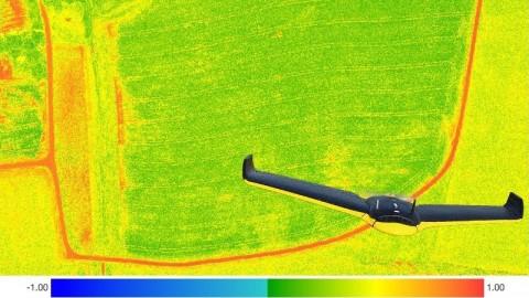 ES.2.UAV Drones: Agricultura de precisión