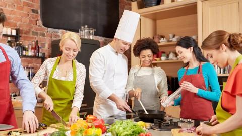 Online Vegan Vegetarian Cooking School