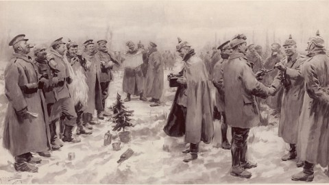 World War 1 - The Christmas Truce of 1914