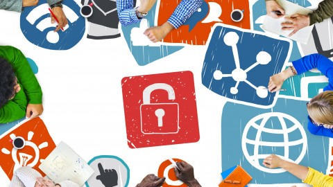 Online privacy & social media use at work and in private