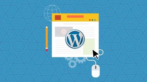 1 Hour Wordpress – Create a Beautiful Website or Blog