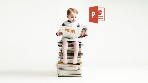 PowerPoint efficace : soyez visuel pour être impactant