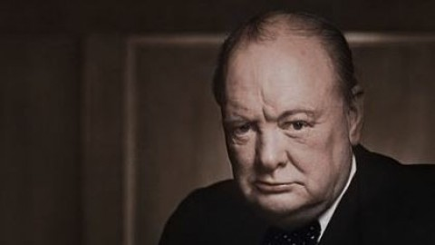 Crisis Leadership - Winston Churchill