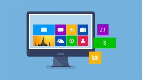 Windows 8 Crash Course with 50 Tips