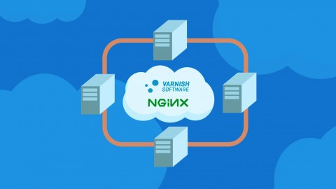 Setup Webserver (Nginx) & a Caching Server(Varnish)
