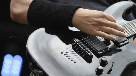 Accelerate Your Guitar Learning With Metal Techniques