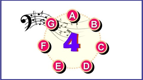 #4 Read Music Notes Fast: Read 11 Bass Clef Notes with Speed