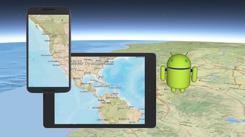Start Deploying GIS Maps and GPS to Android Apps