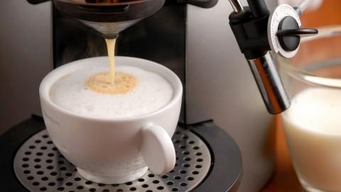 Barista Training Using Espresso Coffee Equipment.