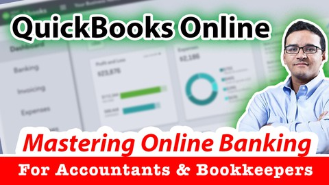 QuickBooks Online: Bank Feeds & Bank Reconilications