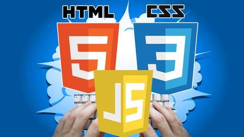 Web Developer Course HTML CSS JavaScript Learn Web Design