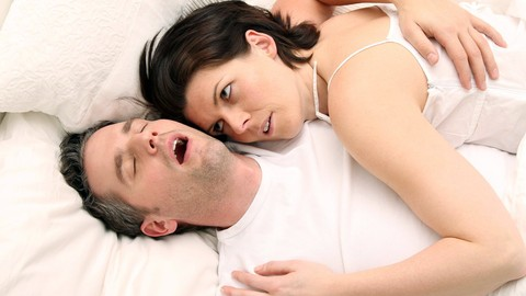 Hypnosis - Stop Snoring Now Using Self Hypnosis