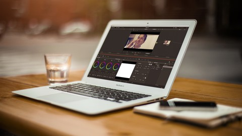 Video Editing using DaVinci Resolve