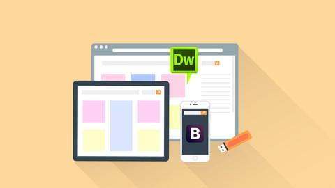 Responsive Websites mit Dreamweaver und Bootstrap