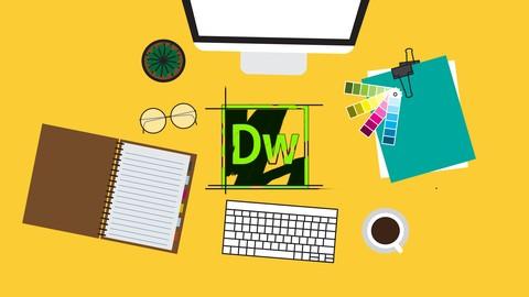 はじめてDreamWeaverでWEBサイトを作るためのホームページ制作講座