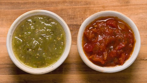 Authentic Mexican Salsa's, Fresh Homemade And Delicious