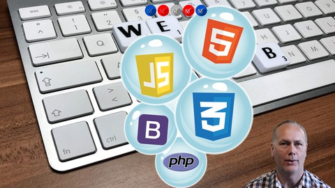 Complete Web Developer Course HTML CSS JavaScript PHP jQuery
