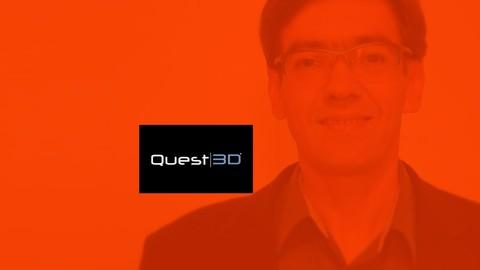Quest 3D ambientes virtuais, jogos, simuladores