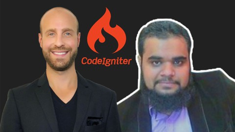 The Complete PHP CodeIgniter Course: Beginner To Advanced