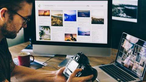 Earn extra income by selling your photos online