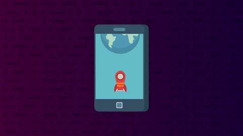 Desarrolla juegos para dispositivos móviles