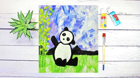 Acrylic Painting Workshop: Art Projects for Beginners