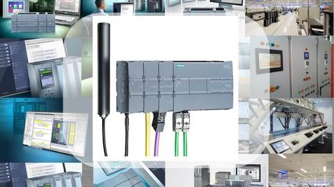 Siemens Tia Portal - S7 1200 PLC -Basic