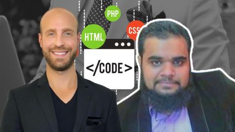 The Complete Web Developer Masterclass: Beginner To Advanced