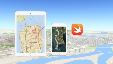 Deploy GIS Map & GPS to iOS Apps in Xcode 8 and Swift 3