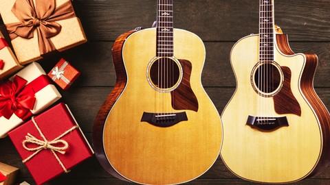 Easy to play Christmas Songs for Guitar - Christmas Songs