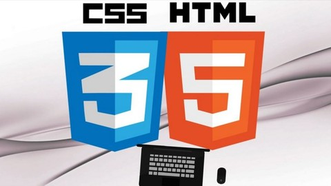 HTML CSS Easy steps to create a web template from scratch