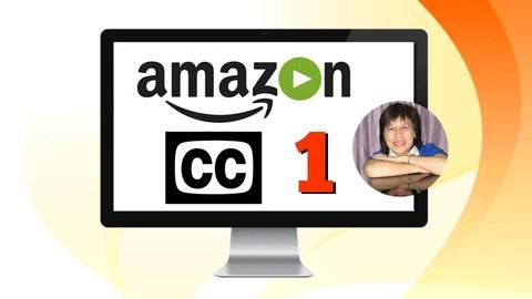 Closed Captions Training #1 - Do Correct CC Files for Amazon