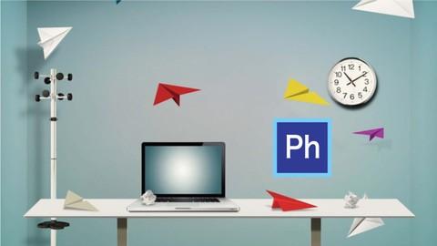 Photoshopマスターコース 基礎から上級まで ステップバイステップでPhotoshopのすべてを学ぼう