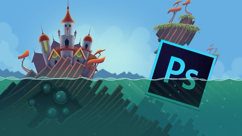 Learn Professional 2D Game Graphic Design in Photoshop