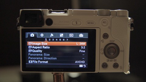 The Unofficial Guide to Sony's a6000, a6300, and a6500