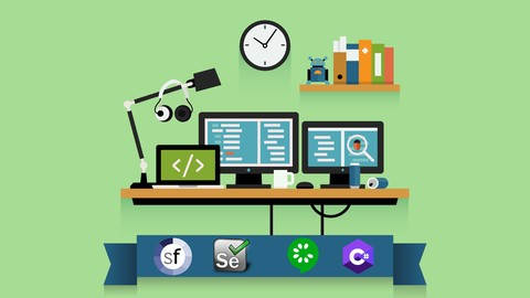 Automate application with Specflow and Selenium C#