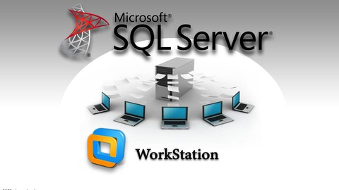 Learn VMware and SQL Server - Step by Step