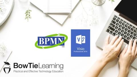 BPMN Process Analysis using Microsoft Visio Professional