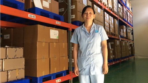 Pharmaceutical Supply Management for Developing Countries