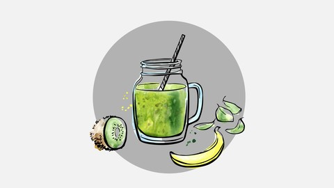 5-Day Juice & Green Smoothie Detox For Weight Loss