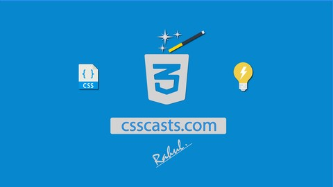 CSSCasts: CSS libraries Plugins Tips & Tricks (in 2020)